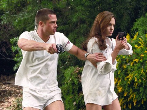 Brangelina movie Mr and Mrs Smith is being turned into a reality TV show