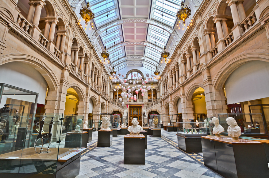 Kelvingrove Art Gallery and Museum (Picture: Michael D Beckwith/Flickr)