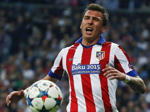 Manchester United 'enter negotiations over £18.1m transfer of Atletico Madrid star Mario Mandzukic'