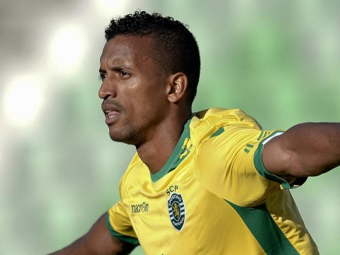 Manchester United's Nani 'set for transfer to Inter Milan, will say goodbyes to Sporting Lisbon fans on Thursday'