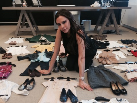 Victoria Beckham donates daughter Harper's outfits to 'Fashion Saves Lives' Sale in aid of Save The Children