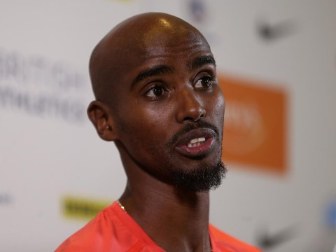 Mo Farah 'missed two drugs tests' before London 2012