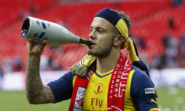 Jack Wilshere says Arsenal can win the title next season (Picture:Getty)