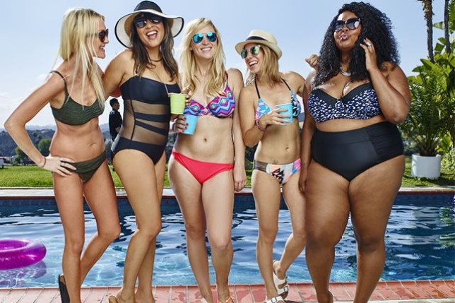 target introduces body positive swimwear ad campaign featuring a diverse range of women