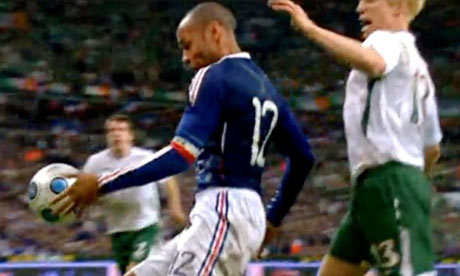 Fifa corruption scandal: Irish FA 'paid €5m not to contest Thierry Henry handball'