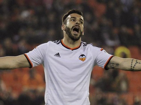 Arsenal 'offered chance to complete £24m transfer of Valencia's Alvaro Negredo just days after joining the La Liga club'