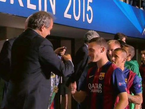 Thomas Vermaelen 'ordered to give back Champions League winners medal'