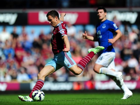 Newcastle United lead transfer chase for West Ham winger Stewart Downing