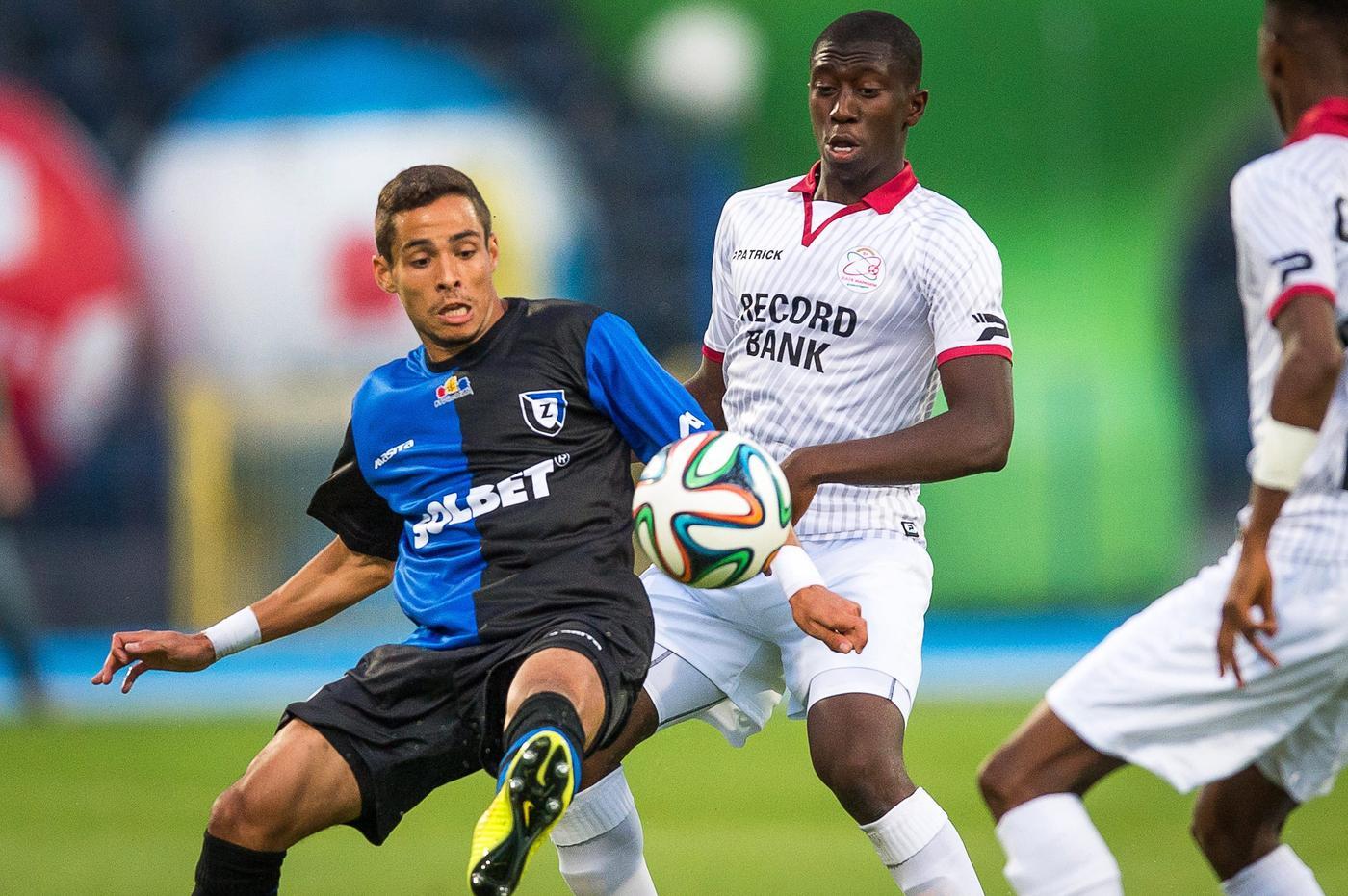 Liverpool and Everton in transfer battle for Monaco star Yarouba Cissako