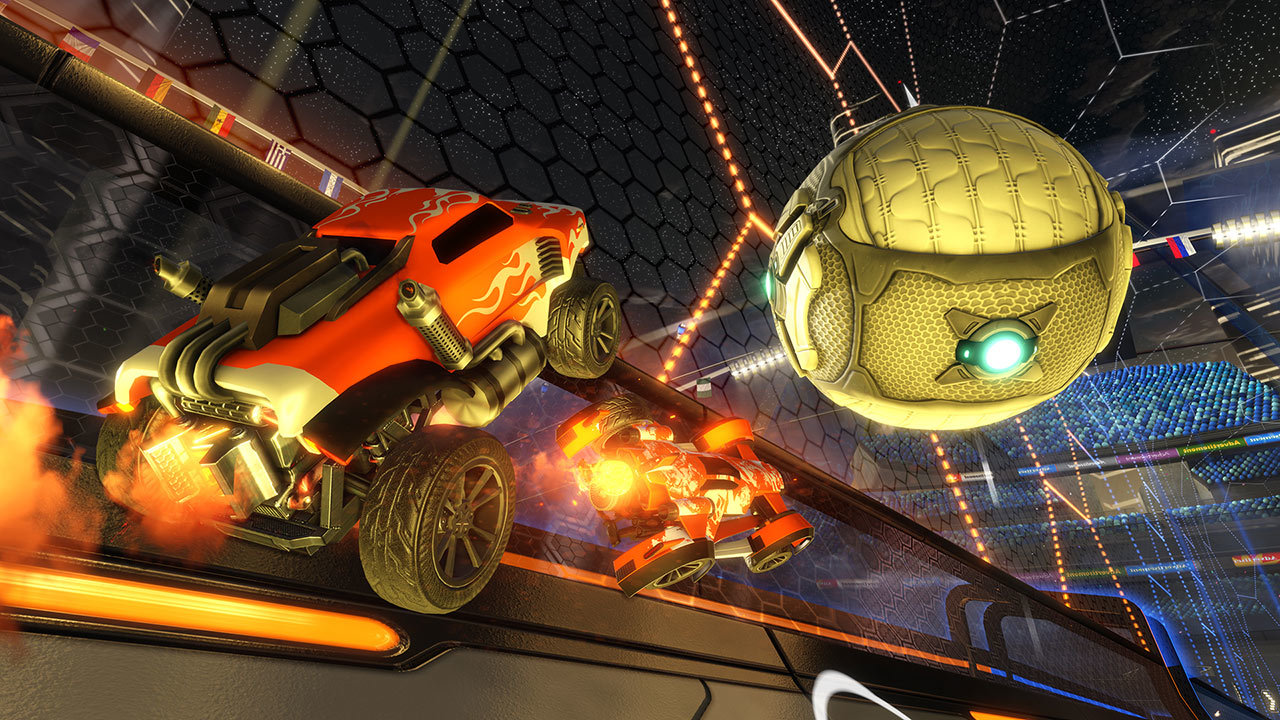 Rocket League - a modern classic