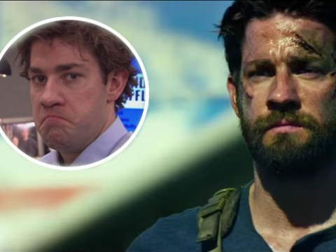 Jim from The Office plays a badass soldier in Michael Bay's 13 Hours trailer