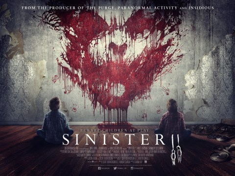 The new Sinister 2 trailer is seriously spooky… you have been warned