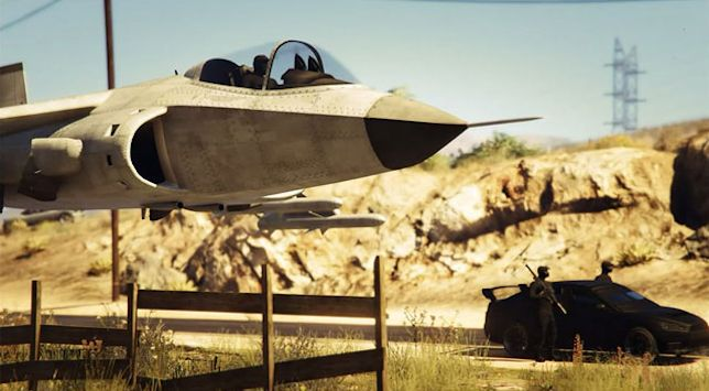 All music videos should have jet fighters in them