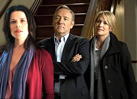Neve Campbell set to cause some trouble for House Of Cards season four