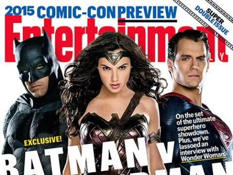 New pics from Batman V. Superman: Batman and Wonder Woman are together – finally
