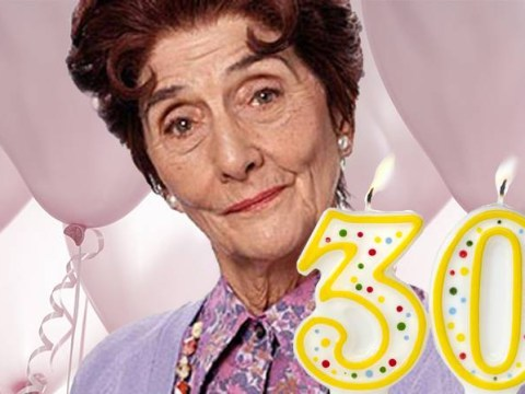 Dot Branning celebrates 30 years in EastEnders: the best moments featuring the two most important characters in her life