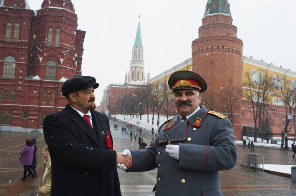 Moscow under Lenin
