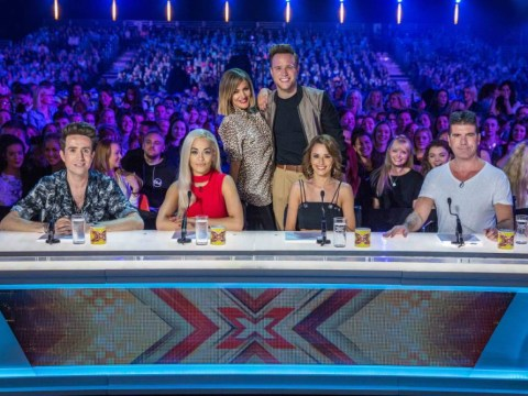 First look at new X Factor judges as Simon Cowell dedicates new series to late mother