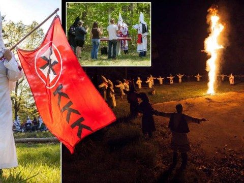 Inside the Ku Klux Klan: How racially divided U.S. is boosting numbers