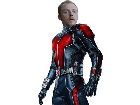 Ant-Man and Shaun Of The Dead have basically the same characters