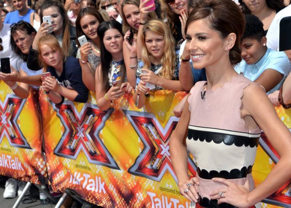 Cheryl Fernandez-Versini X Factor