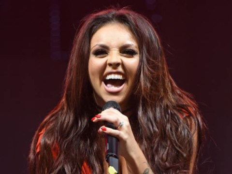 Jesy Nelson flashes her engagement ring for the first time as she opens up about that proposal