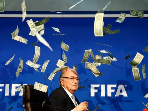 Sepp Blatter, Michel Platini and Jerome Valcke suspended by Fifa