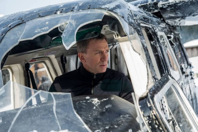 Undated handout photo issued by Metro-Goldwyn-Mayer Studios from the latest James Bond film Spectre of Daniel Craig, as the first full trailer for the new Bond movie, Spectre, has been released. PRESS ASSOCIATION Photo. Issue date: Wednesday July 22, 2015. Fans will not be disappointed as the latest 007 instalment is packed with explosions, glimpses of epic car chases and Bond's witty one-liners. See PA story SHOWBIZ Bond. Photo credit should read: Metro-Goldwyn-Mayer Studios Inc./PA Wire NOTE TO EDITORS: This handout photo may only be used in for editorial reporting purposes for the contemporaneous illustration of events, things or the people in the image or facts mentioned in the caption. Reuse of the picture may require further permission from the copyright holder.