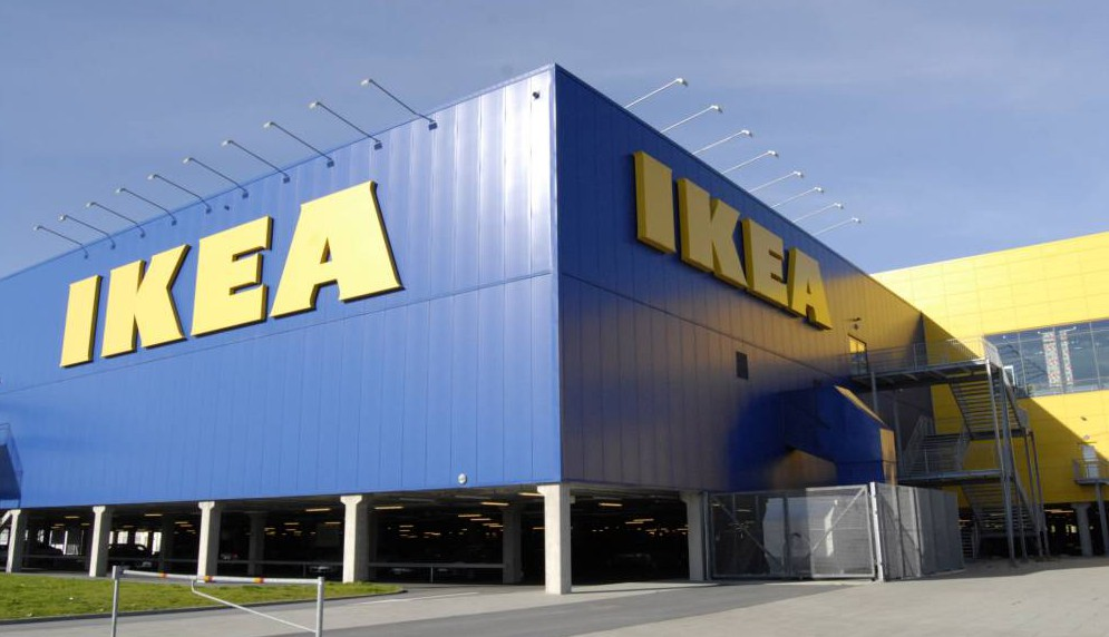 Mandatory Credit: Photo by Francis Dean/REX Shutterstock (1476299f).. Ikea store in Malmo, Sweden.. Various.. ..