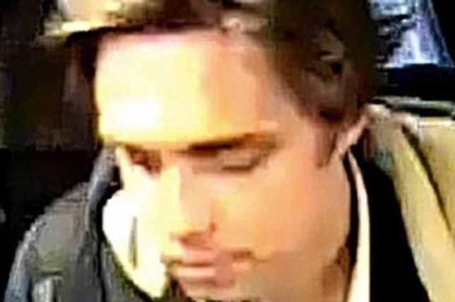 police released this CCTV image of the alleged bus attacker, but no one came forward and the inquiry was closed   Source: Police handout