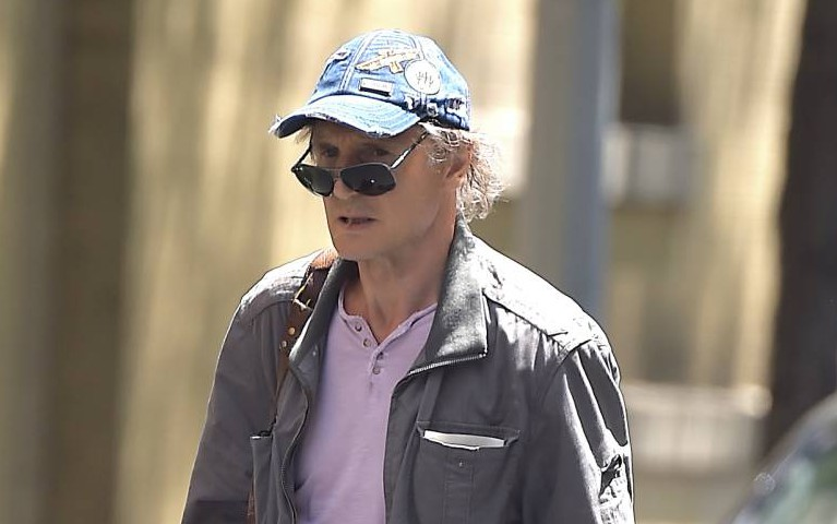 Liam Neeson looks TOTALLY unrecognisable as he sparks concerns about his health