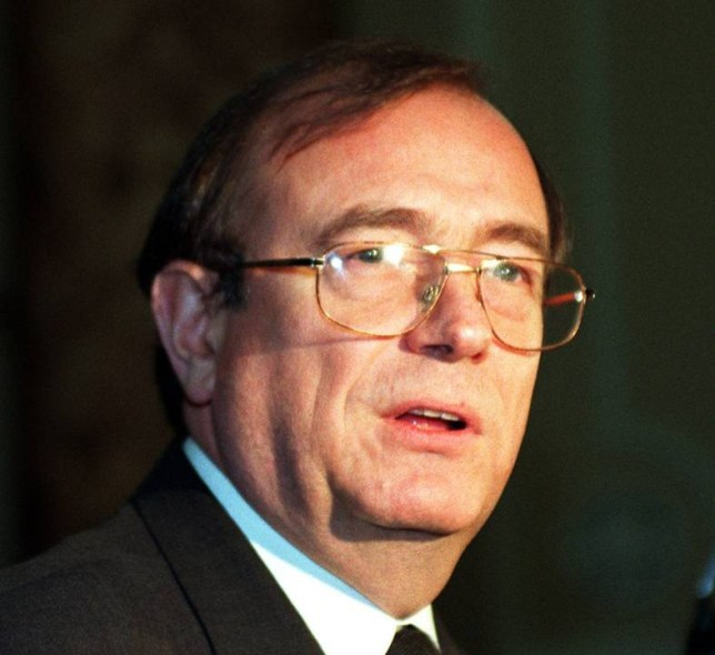 File photo dated 16/12/1997 of Lord Sewel, who has resigned as Lords Deputy Speaker after The Sun on Sunday published video of him allegedly taking drugs with prostitutes, sources at the House of Lords said. PRESS ASSOCIATION Photo. Issue date: Sunday July 26, 2015. See PA story POLITICS Sewel. Photo credit should read: Suzanne Hubbard/PA Wire