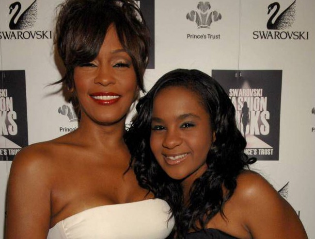 Bobby Brown believes his ex-wife Whitney Houston 'called' Bobbi Kristina to be with her