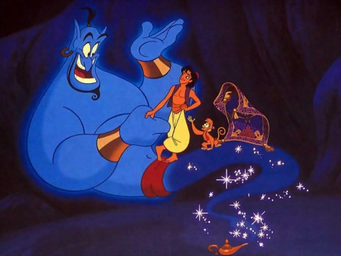 Disney are 'working on a live-action prequel to Aladdin based on the Genie'