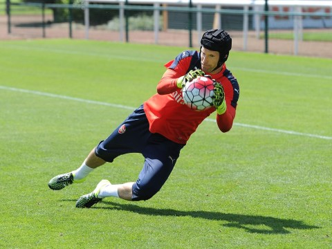 What Arsenal should do with their three goalkeepers after Petr Cech's transfer move from Chelsea?