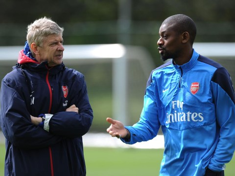 Arsene Wenger 'very sad' that Abou Diaby is leaving Arsenal this transfer window