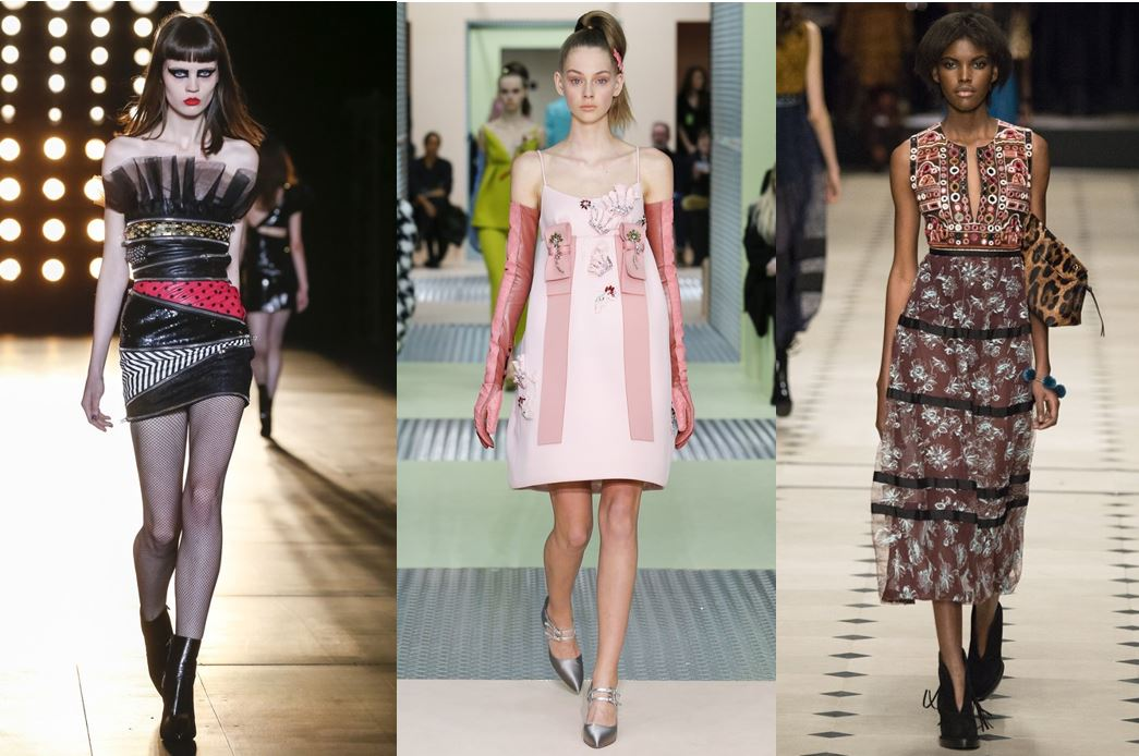 Introducing the 8 key fashion trends for autumn/winter 2015