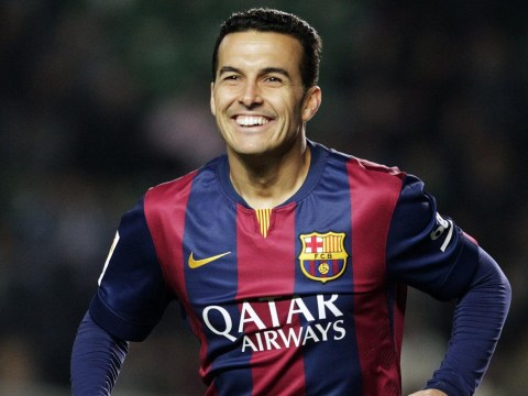 Manchester United 'to close £18m transfer of Pedro next week'