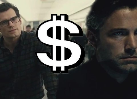 Batman and Superman might be adversaries… but Bruce Wayne actually pays Clark Kent's wages