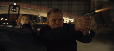 James Bond becomes the hunted in the new SPECTRE trailer
