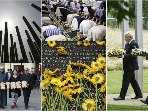 Britain remembers 7/7:  Minute's silence at 11.30am and buses to come to standstill