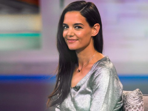 Calling all Dawson's Creek fans! Katie Holmes is up for a reunion
