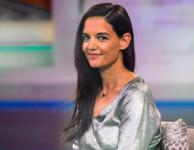 Katie Holmes wants to revist Dawsons Creek Picture: Alessio Botticelli/GC Images