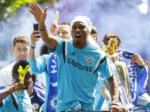 Chelsea striker Didier Drogba 'set to reunite with Frank Lampard in the MLS'