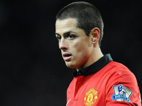 Louis van Gaal gives exiled striker Javier Hernandez another opportunity at Old Trafford