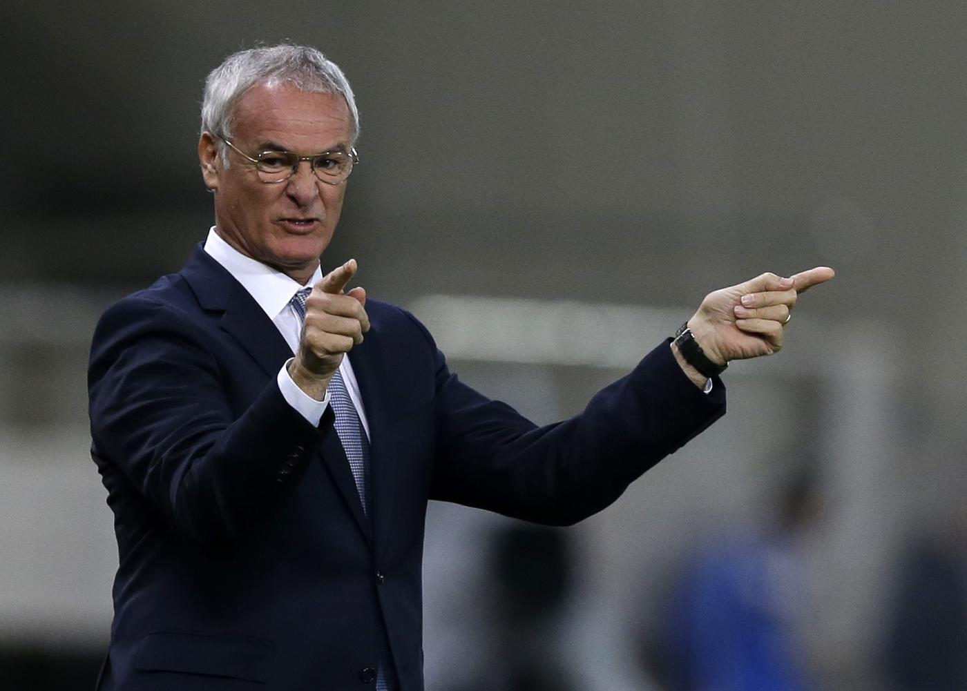 Claudio Ranieri would be the perfect manager for Leicester City