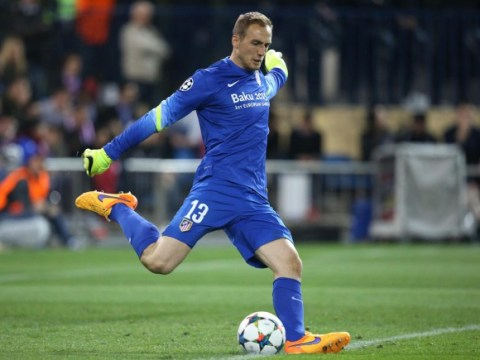 Manchester United 'have £20m Jan Oblak transfer bid rejected by Atletico Madrid'