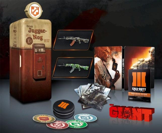 Juggernog Edition - expensive at half the price