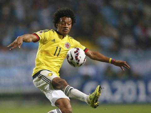 Chelsea 'set Juan Cuadrado transfer fee at £24.4million'