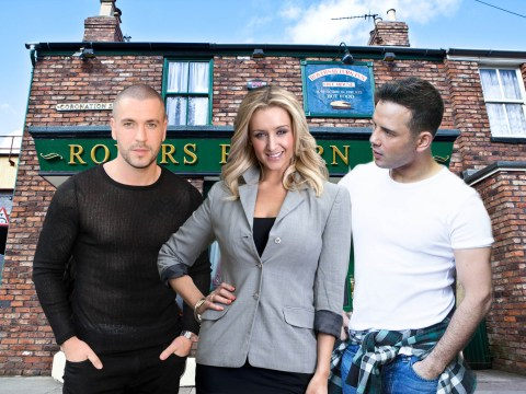 Coronation Street spoilers: Eva Price to find romance with Shayne Ward's character Aidan Connor